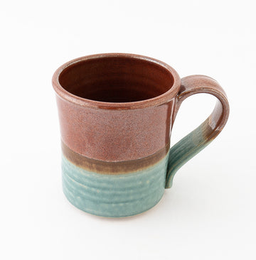 The Woodland Stoneware Coffee Mug - Handmade in Maine