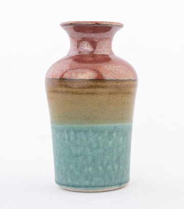 Stoneware Bud Vase - pottery - woodland - food safe glaze