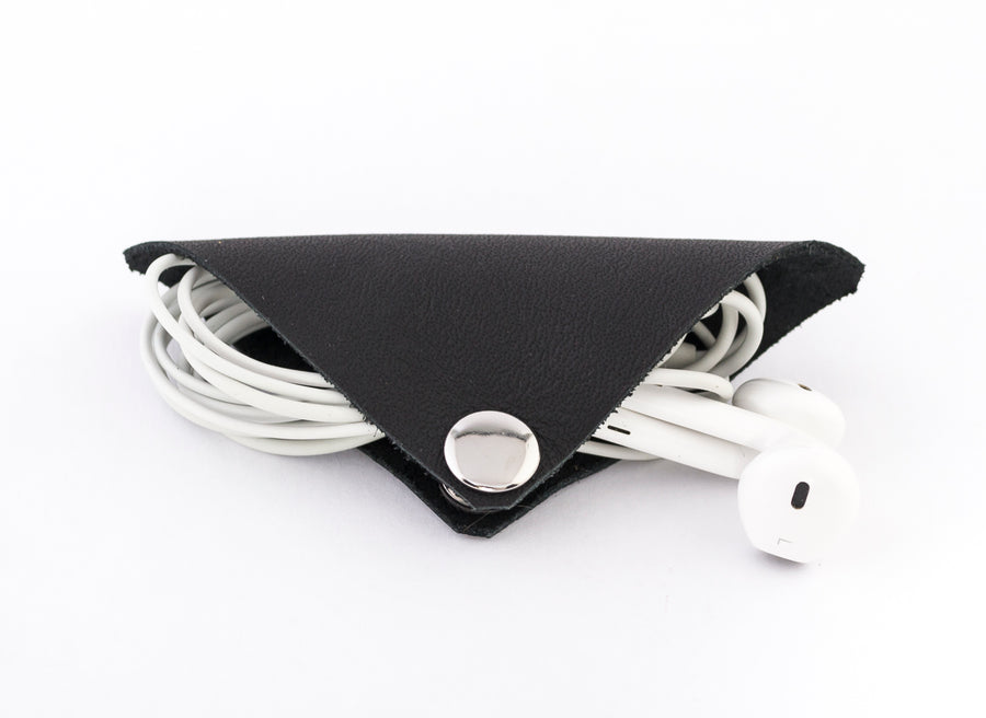 The Cord Organizer - Keep your earbuds tangle free and lasting longer.