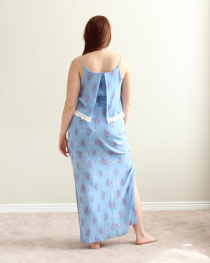 Juliette Dress (Blue)