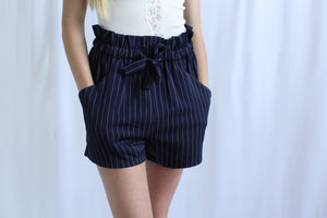 Reagan Shorts (Navy)