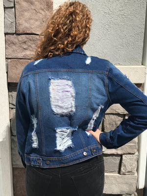 Mei Denim Jacket