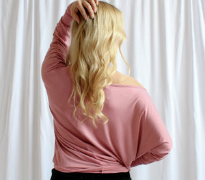 Trinity Top (Pink)