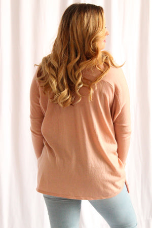 Vienna Top (Blush)