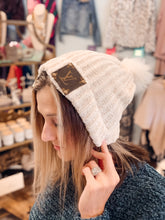 Upcycled Beanies