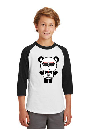 Mr. Hollowood Kids 3/4 sleeve Tee