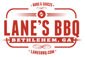 Image result for Lane's BBQ logo