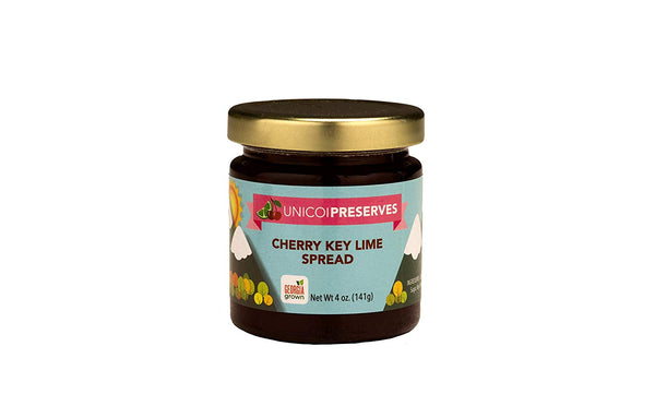 Unicoi Preserves Cherry Key Lime Spread