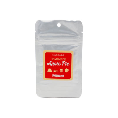 2oz sample bag Apple pie Seasoning