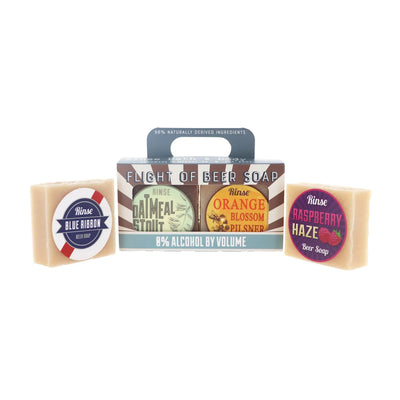 Four Pack of Beer Soap