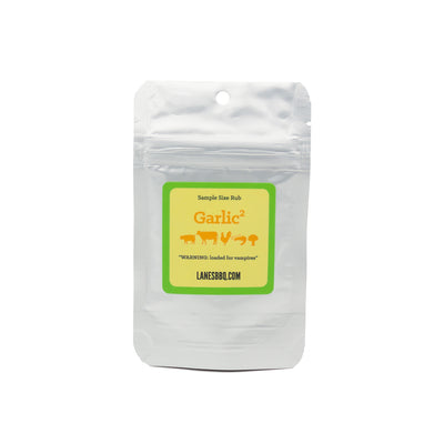 2 ounce bag of Garlic seasoning