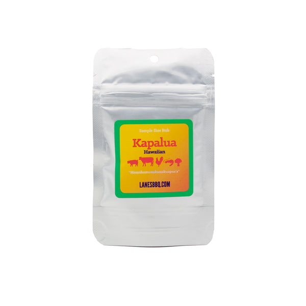 Kapalua Rub - .50 oz Sample Bag