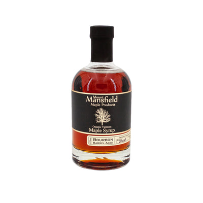 Mansfield Bourbon Barrel Aged Maple Syrup