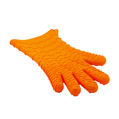 Full view of silicone glove