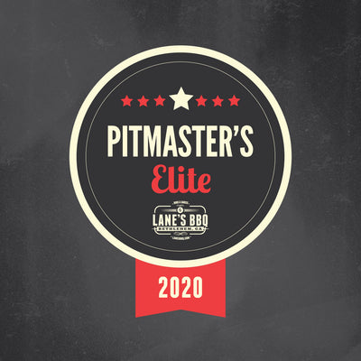 Pitmaster Elite Membership Badge