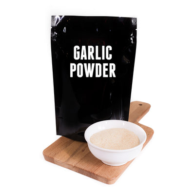 Bag of Granulated Garlic Powder