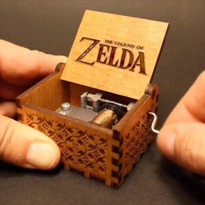 The Legend of zelda Music box Limited edition
