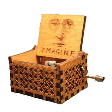 John Lennon Imagine Music Box