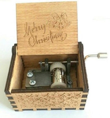 Merry Christmas Music Box