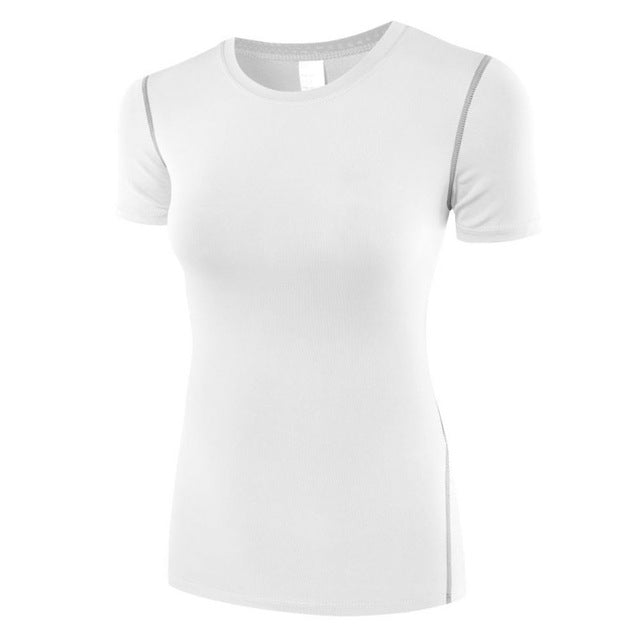 Workout T-Shirt Quick Dry