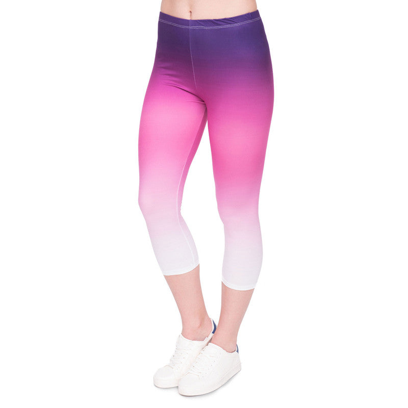 Summer Capri Leggings