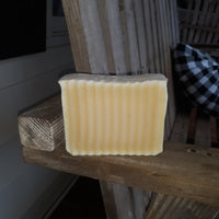 Lemongrass Essential Oil Goat Milk Soap