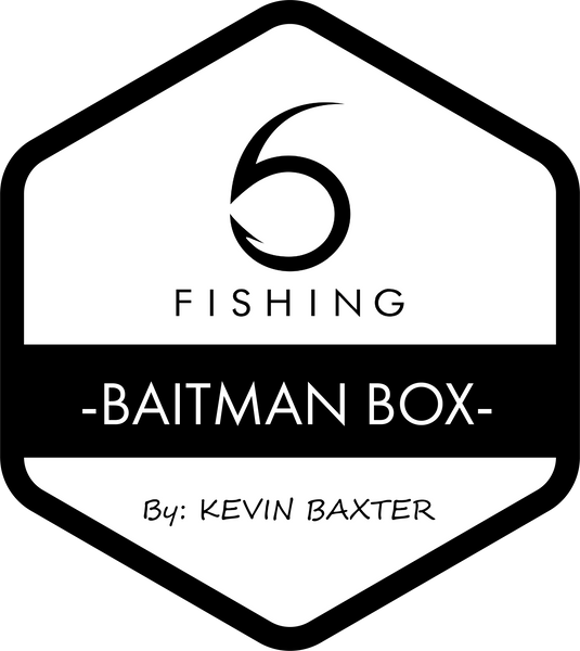 6th Sense Baitman Kevin Baxter Box