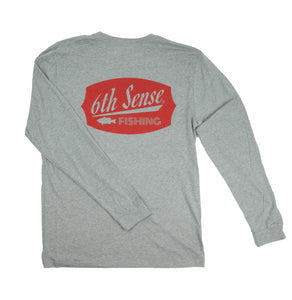 Cold One - L/S Tee - Dark Heather Gray (2X)