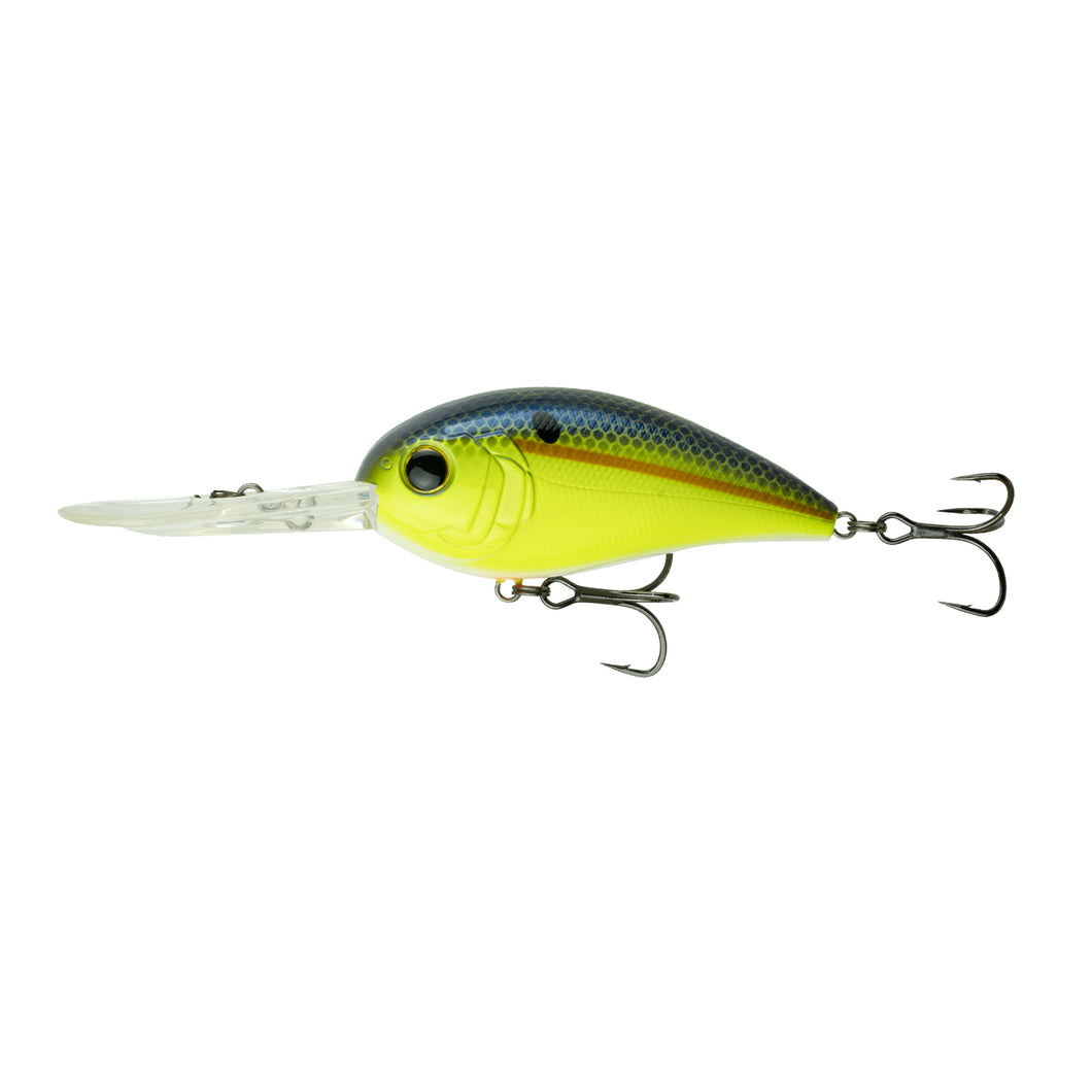 Crush 500DD - Sexified Chartreuse Shad