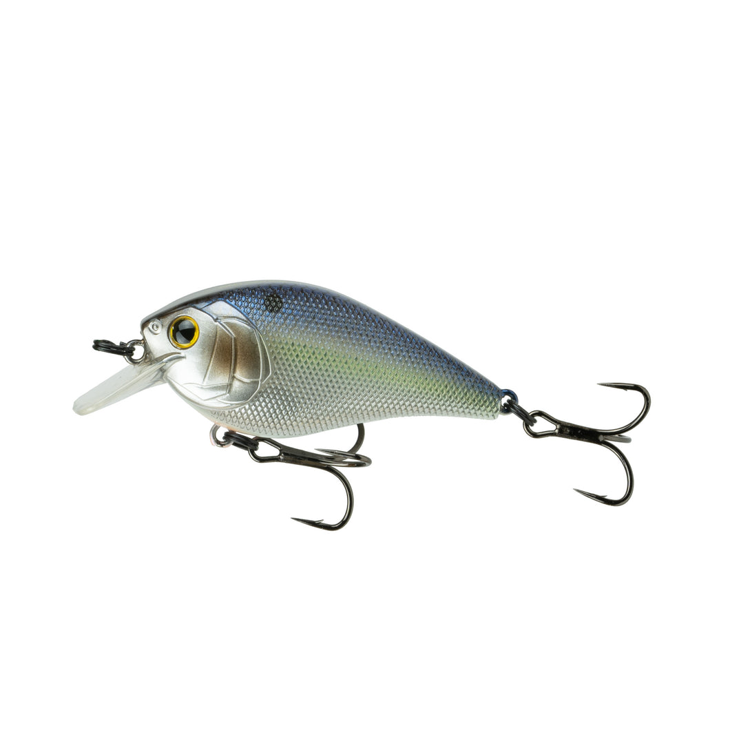 Crush 50X - Chrome-Treuse Shad