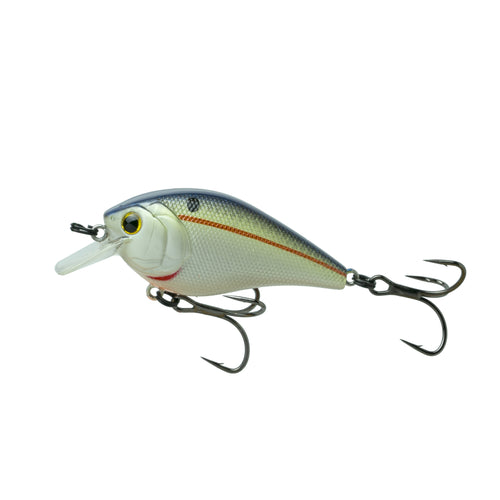 Crush 50X - Chartreuse Threadfin Shad