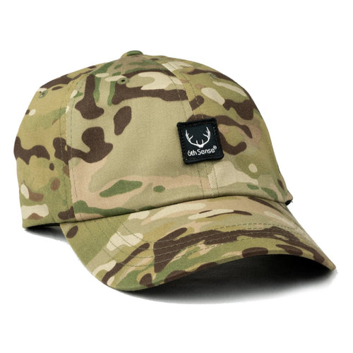 6S Hunting Dad Hat - Camo