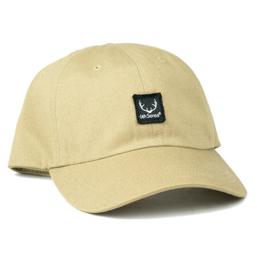 6S Hunting Dad Hat - Tan