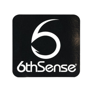 '6 Squared' Decal