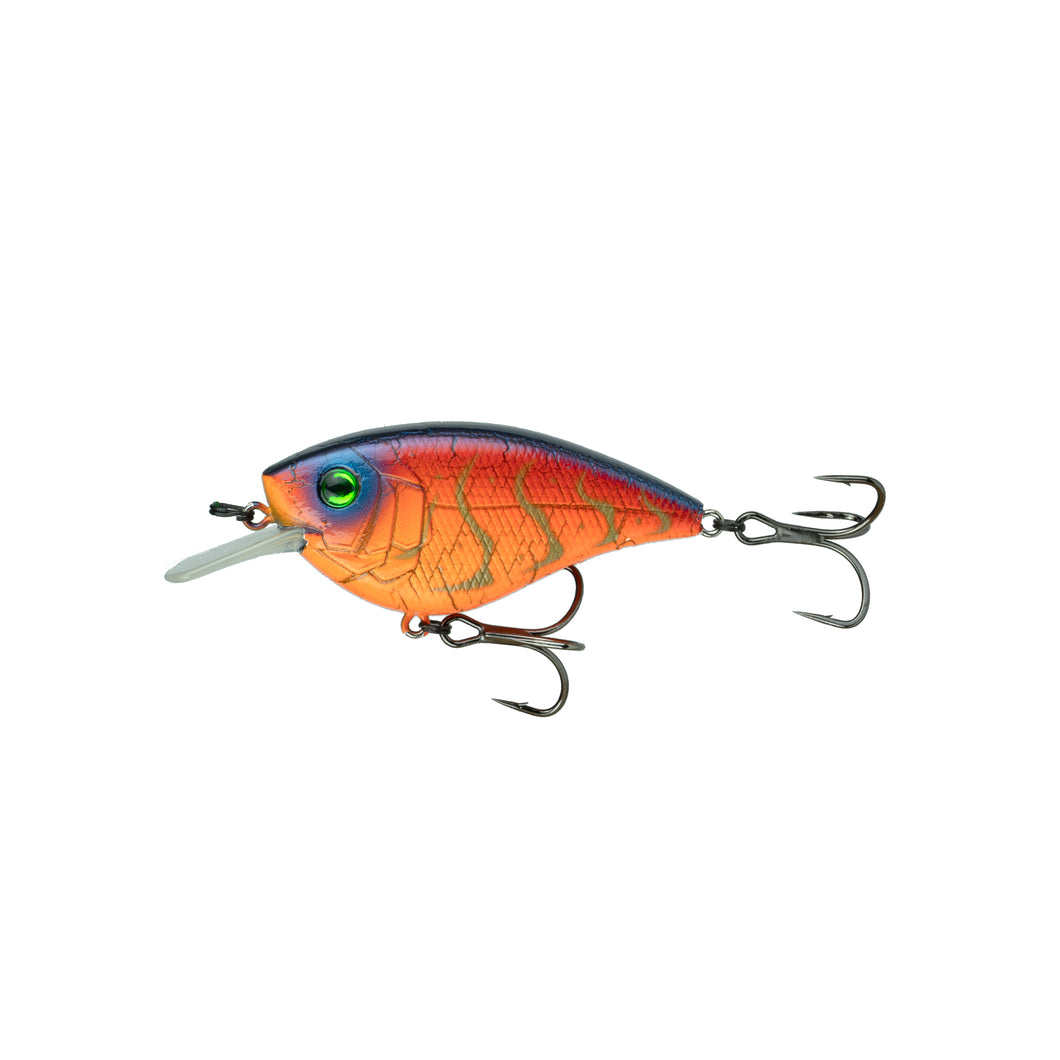 Crush Flat 75X - Crackle Craw