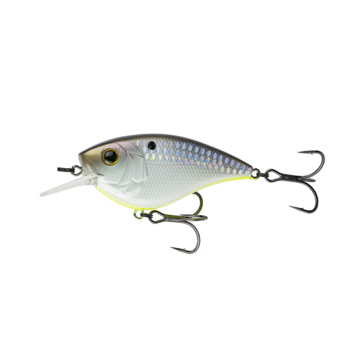 Crush Flat 75X - Shad-Treuse Scales