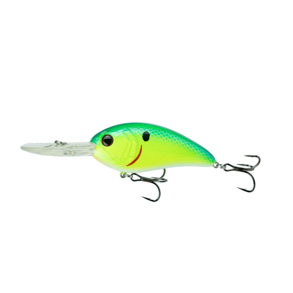 Crush 300DD - Blue-Treuse Shad