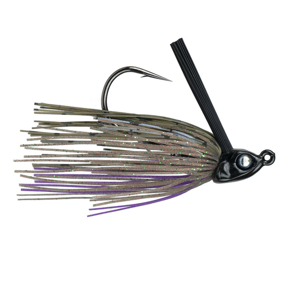 Divine Braid Swim Jig - Midnight Magic