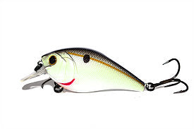 Crush 100X Crankbait Chartreuse Threadfin Shad