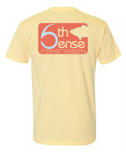 The Fisher Shirt - Coastal Yellow