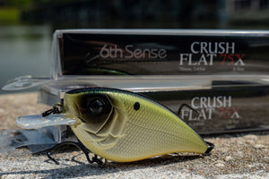 Crush Flat 75X - Shad Craft