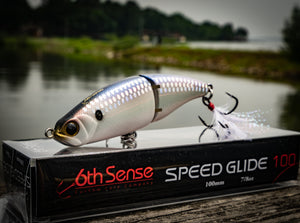 Speed Glide 100 - Shad Scales