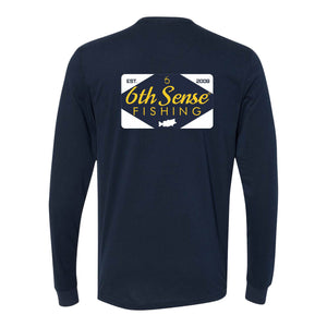 FeedStore - L/S Tee - Midnight Navy
