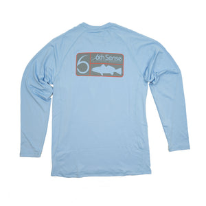 FishDry™ - Trout Box - Light Blue (SM, XL)