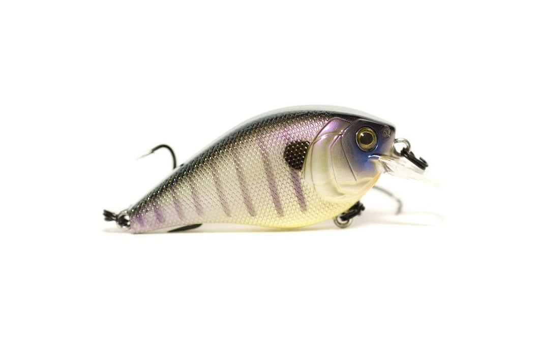 Crush 50x Squarebill Crankbait Custom Sunfish