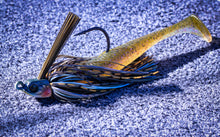 Divine Swim Jig - Grass Mutant