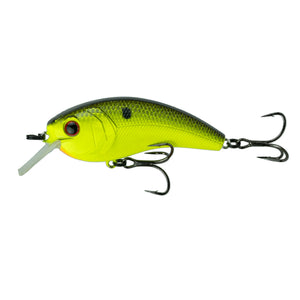 Movement L7 - Chartreuse Black Back