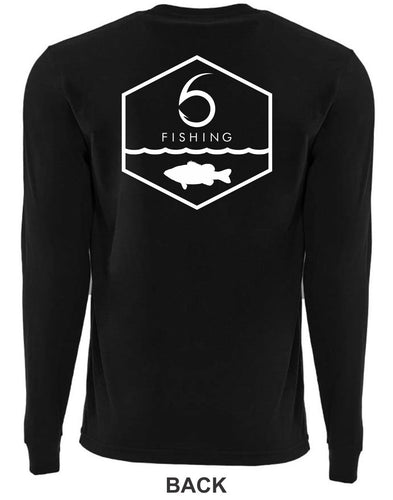 The Angler Long Sleeve - Black