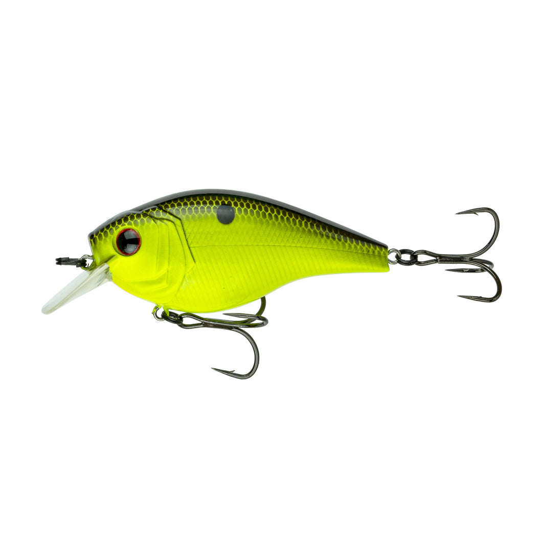 Cloud 9 MiniMag - Chartreuse Black Back