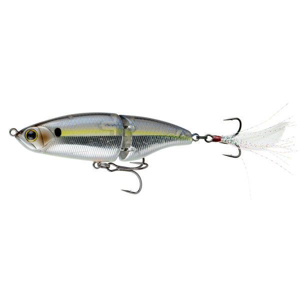 Speed Glide 100 - Chrome Threadfin